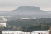 Вид на скалу Lokomotieve (локомотив)