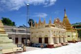 Пагода Шве Сиен Кхон в Мониве