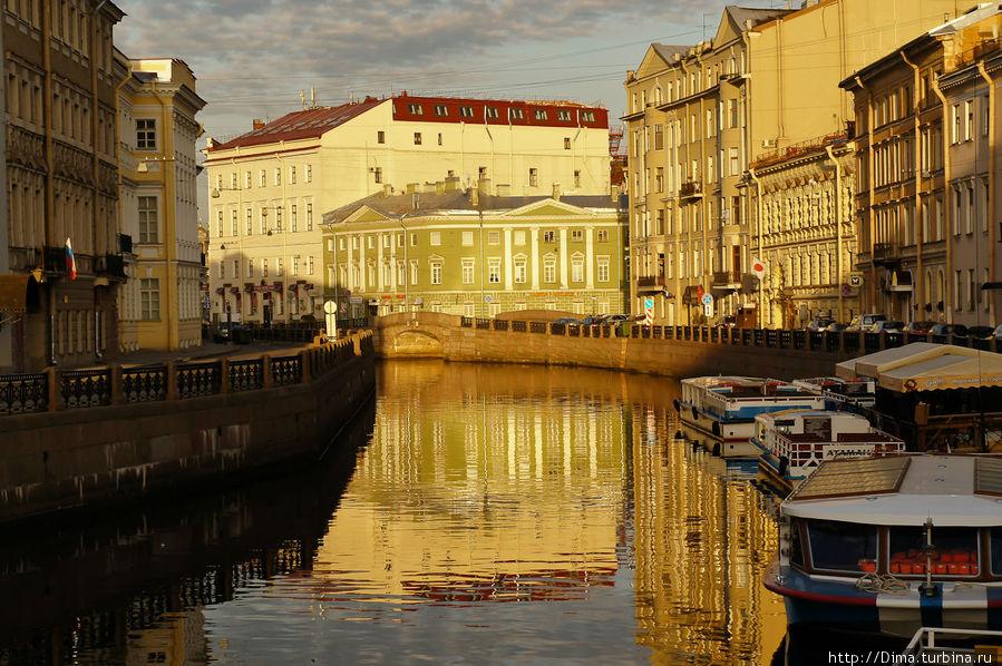 Мойка Санкт-Петербург, Россия