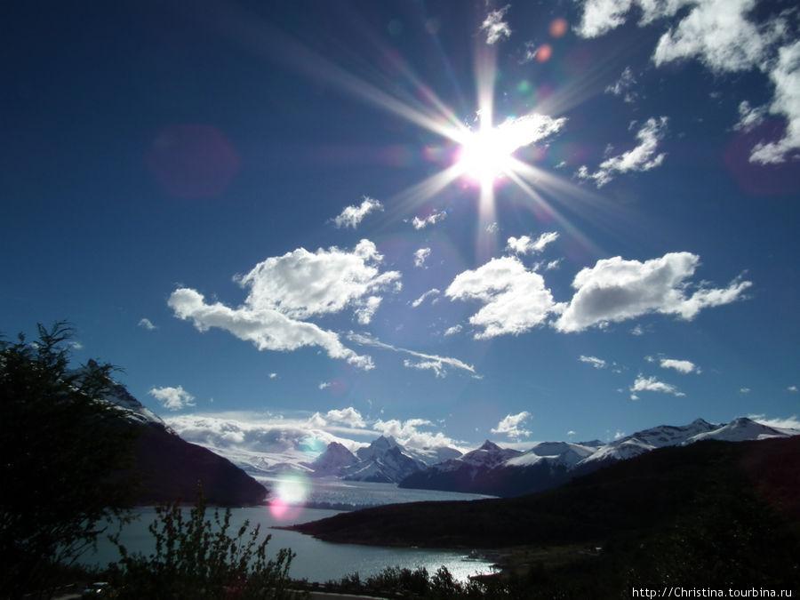 Солнце над Патагонией