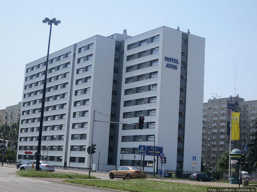 Отель Атос