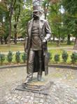 Памятник императору Францу-Иосифу. Вероятно, единственный в СНГ ?  (Черновцы раньше не принадлежали России)
