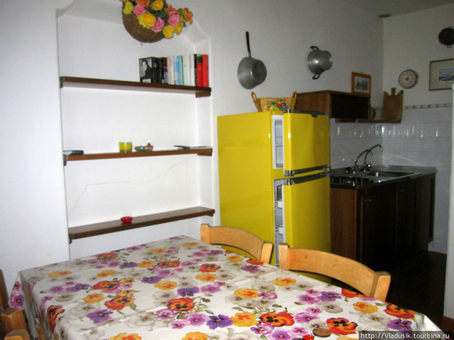 Кухни — только в апартаментах