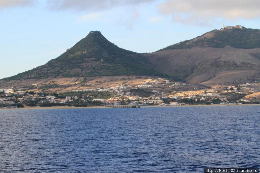 Остров Порту Санту.