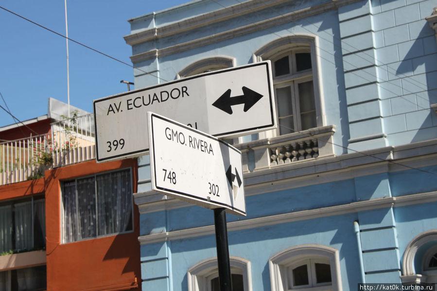На пересечении этих улиц и снаходится хостел