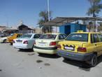 Разноцветные таксисты