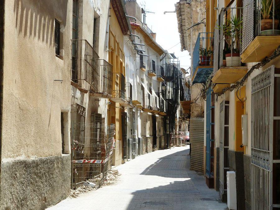 Calle de Cuva