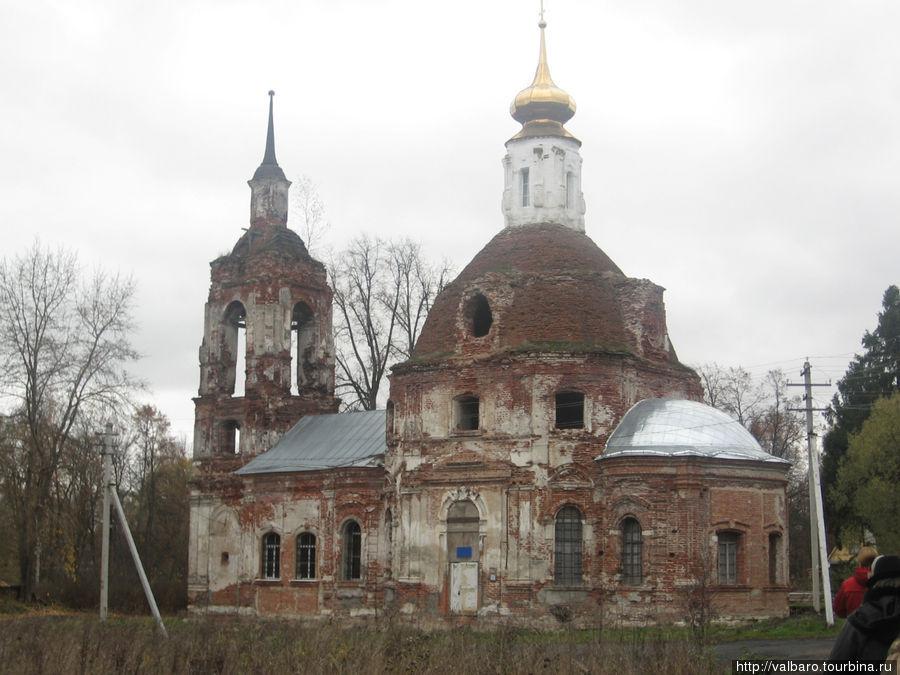 Храм Покрова Пресвятой богородицы.