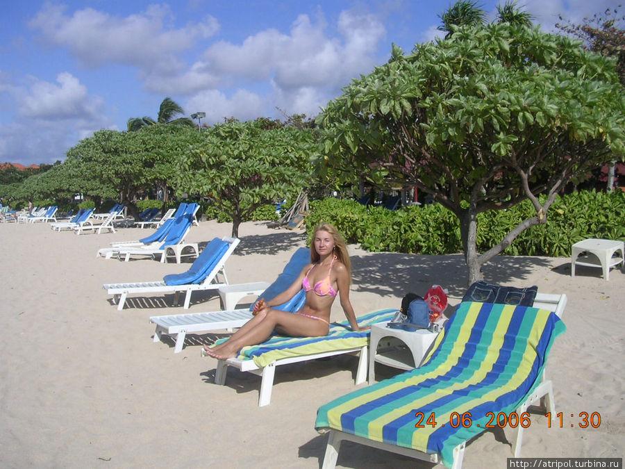 Пляж Inna Putri