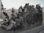 Монумент иммигрантам-ирландцам.
