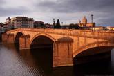 Мост Ponte alla Carraia.
