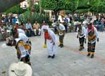 танец акробатов