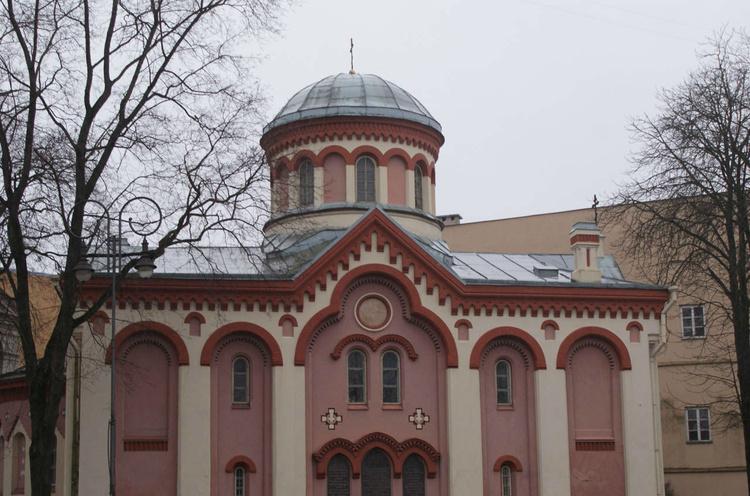 Православный храм во имя