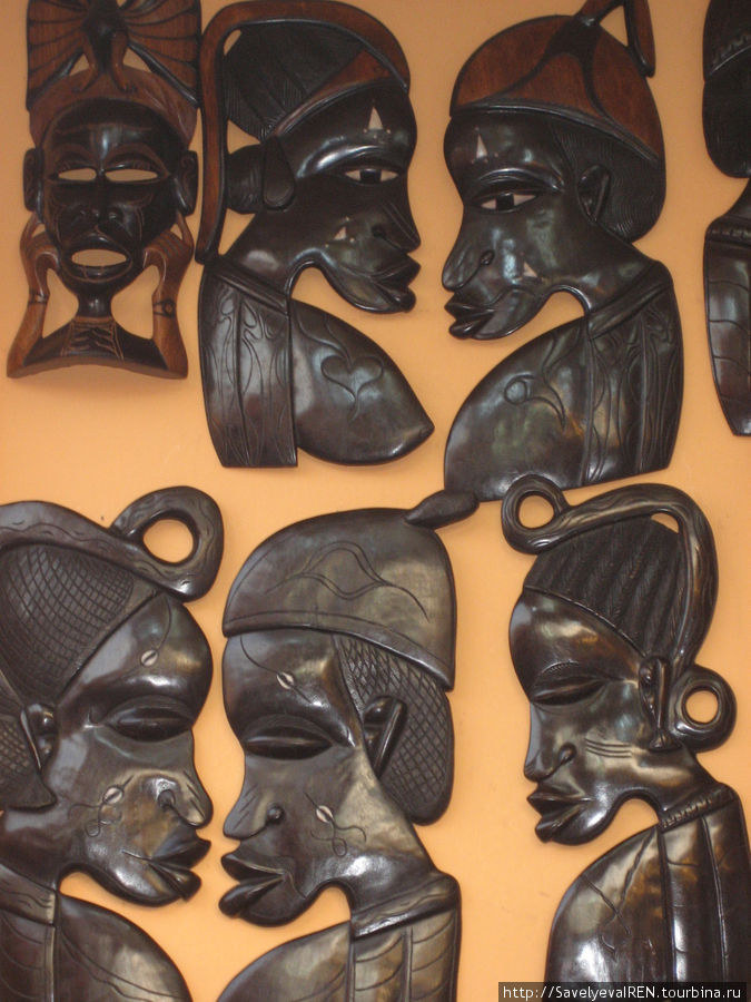 Африканские МАСКИ...