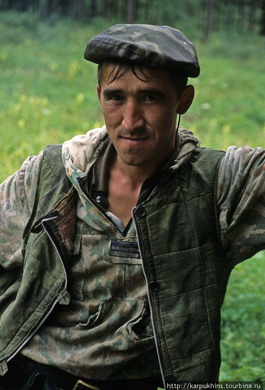 Лёха — племянник Жени Кокуева.