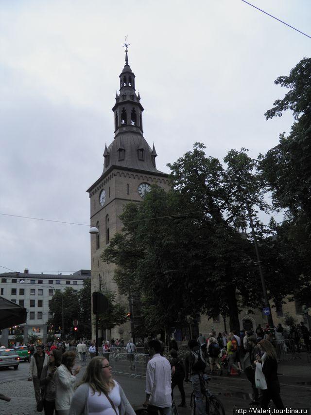 Кафедральный собор Domkirken Sokn