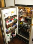 здесь принято покупать продукты на неделю вперед, и совать их в холодильник (включая хлеб и прочее). Хлеб тоже замораживают впрок