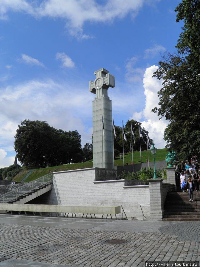 Монумент в ознаменование независимости.