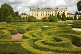 Парк дворца Браницких