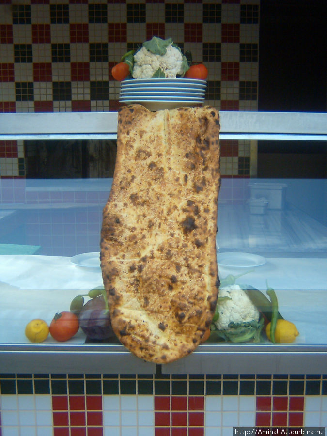 это хлеб турецкий
