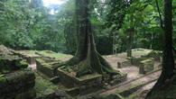 Нижняя группа храмов