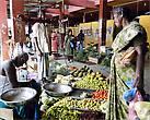 На рынке в Тринкомали