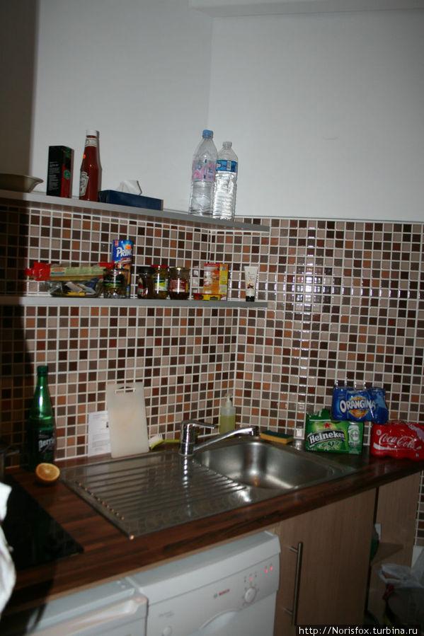 сама кухня