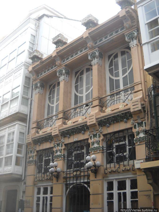 Приятно поглядеть Ферроль, Испания