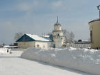 Башни монастыря