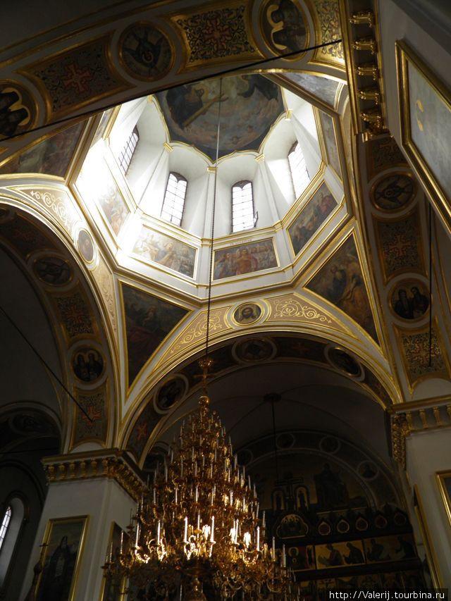 Купол собора Успения Святой Богородицы