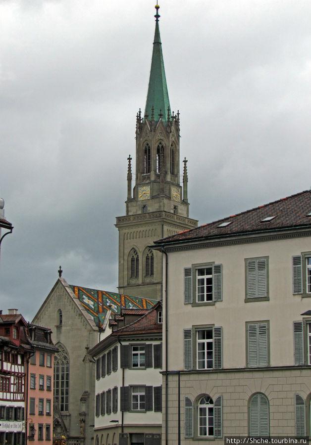 Церковь святого Лауренца