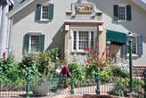 дом первого губернатора Юты и президента мормонской церкви Бригема Янга, известный как Вeehive house