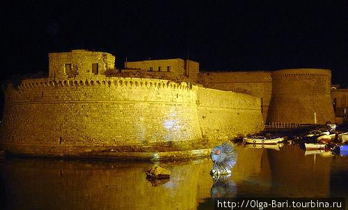 Замок в Галлиполи