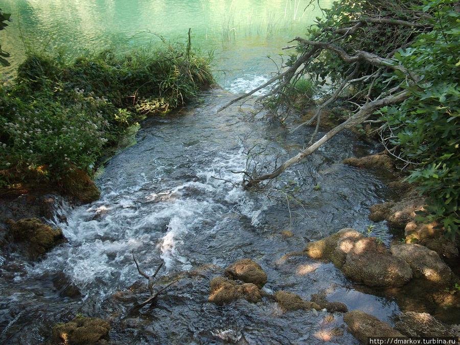 Национальный парк Крка — царство воды Национальный парк Крка, Хорватия