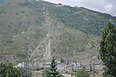 Руины комбината, когда-то крупнейшего в республике