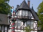 Франкенбергер План — малюсенькая площадь с фонтаном в районе Франкенберг на западе Гослара. В этом районе когда-то жили горняки.