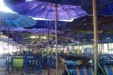 так выглядит пляж изнутри