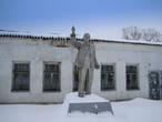 Еще один Ленин, но уже не задворках вокзала