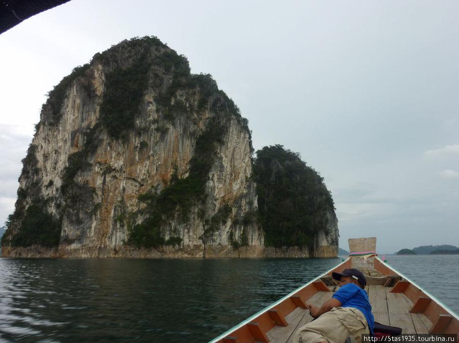 Южный Таиланд. Национальный парк Као Сок. Острова озера Чиеу Лан.