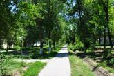 В селе основное место отдых и прогулок — уютный центральный парк, который как оазис дарит прохладу и укрытия от солнца