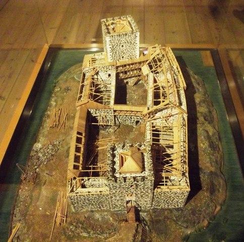 Замок Турку. В одном из з