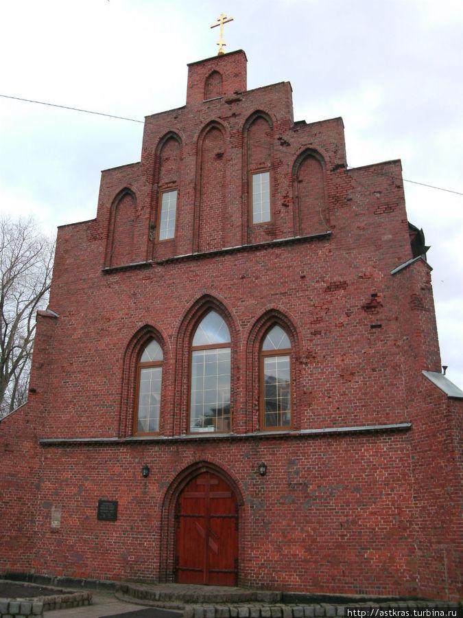Кафедральный Свято-Георгиевский Морской собор Балтийск, Россия