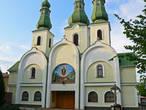 Православный кафедральный собор Почаевской иконы Божьей матери