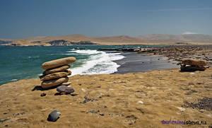 Национальный парк. Берег тихого океана.