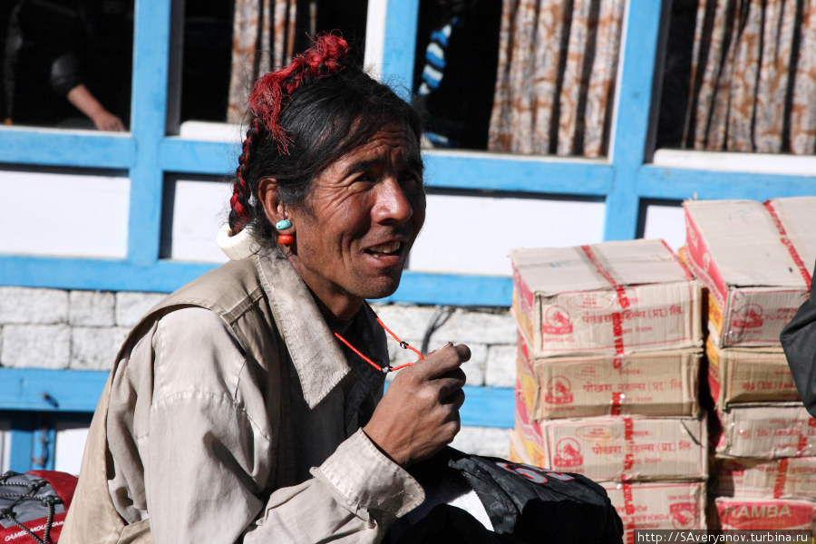 Тибетский рынок