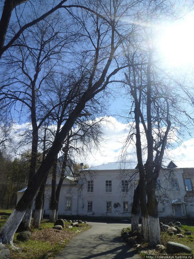 В Николо-Бабаевском монас