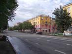 центр города — пр.Независимости — бывший Ленина