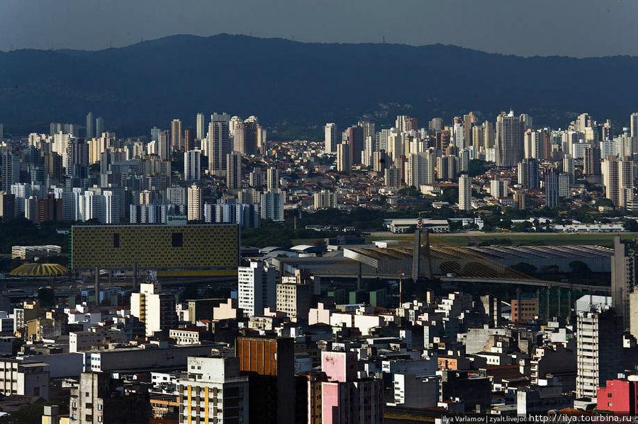 Путевые заметки. Бразилия, день первый Сан-Паулу, Бразилия
