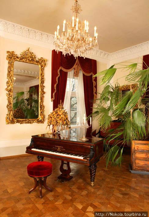 Музей интерьера в Пшеворске. Фасады и интерьеры Пшеворск, Польша