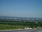 Подъезжая к Черкесску со стороны Абазинского района